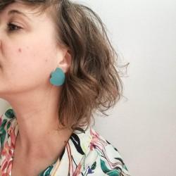 Honeyandmilk - Boucles d'oreilles Flore