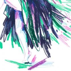 Julia Riffiod - Affiche Danseuses 03 petit format