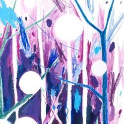 Julia Riffiod - Affiche Entrez dans la Danse grand format