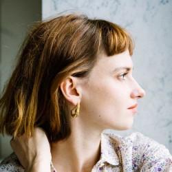 Laurène Vernet - Boucles d'oreilles crevettes