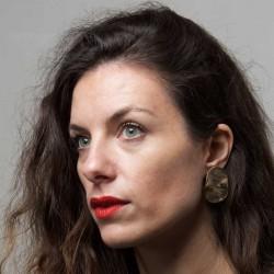 Laurène Vernet - Boucles d'oreilles CHIPS